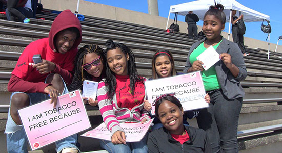 H.E.A.R.T. Youth advocating and promoting a tobacco free lifestyle